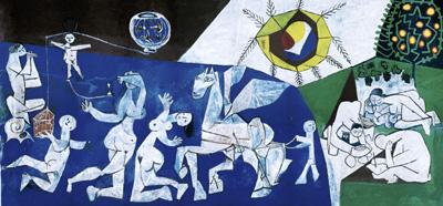 """Résultat de recherche d'images pour """"picasso, la guerre et la paix"""""""