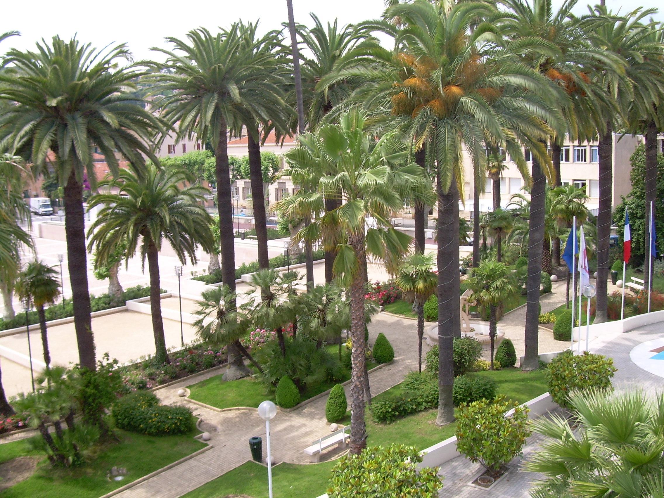 Jardins publics site officiel de la ville de vallauris for Jardin publiques