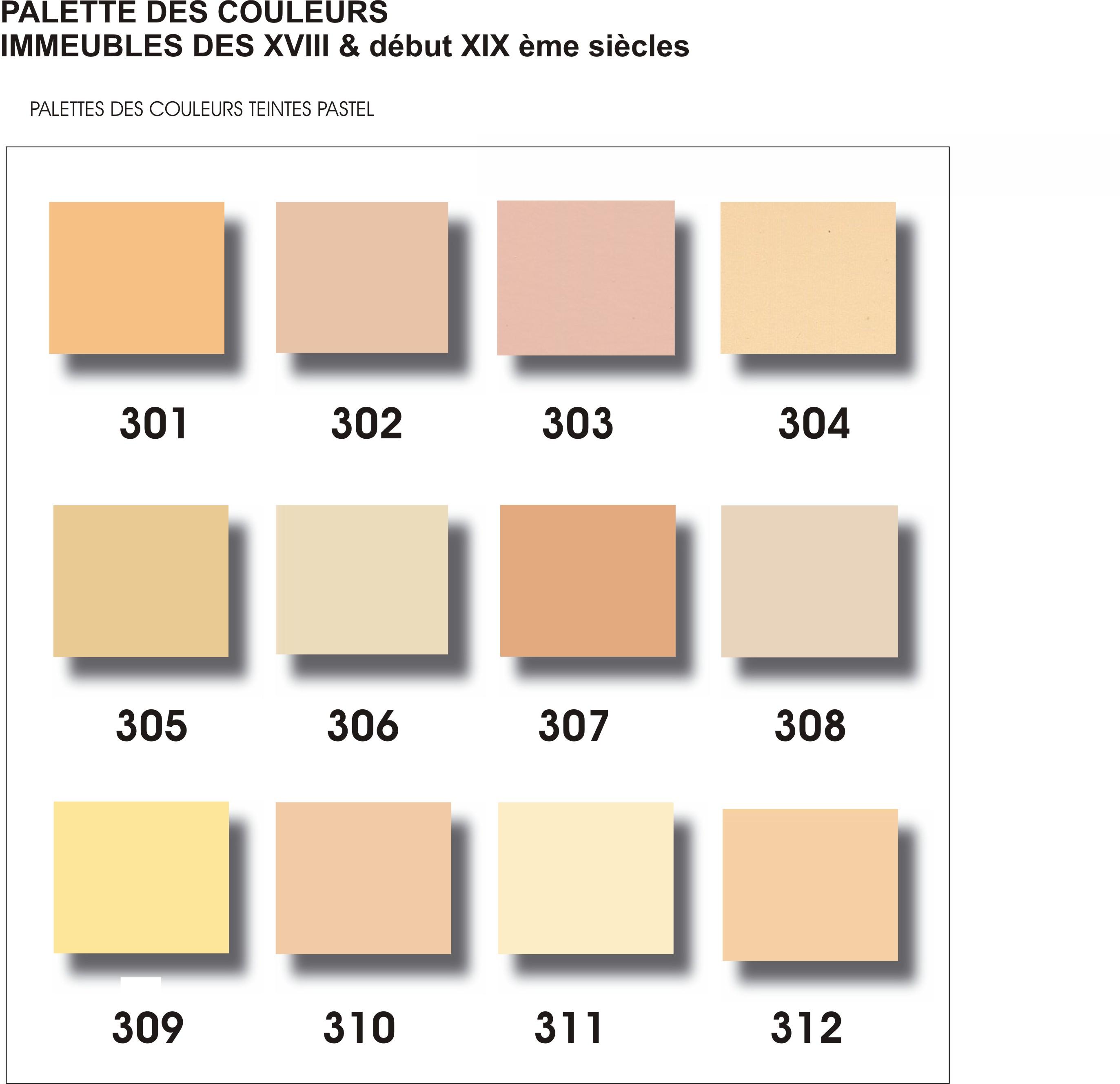 Nuancier couleur facade maison les couleurs de crpis with for Couleur de peinture pour facade maison